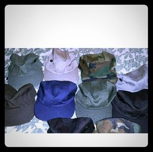 Rothco hats 7 of them brand new all for 75$